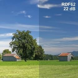 Vinilo ventanas RDF62, 152 cm