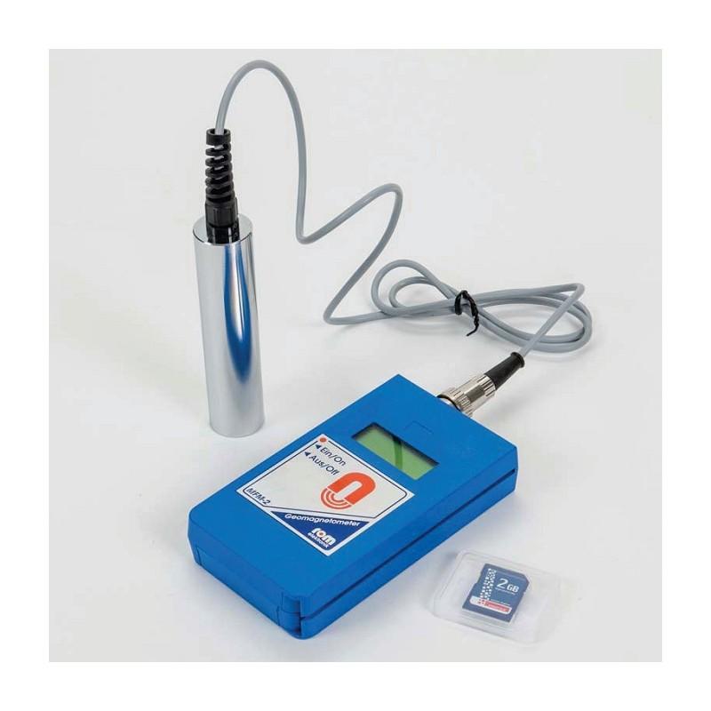 Magnetometro digital MFM-02 con registro de datos