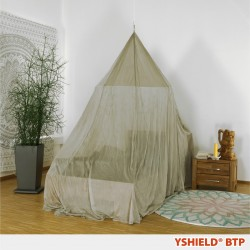 Piramide cama grande BTP Silver Tulle