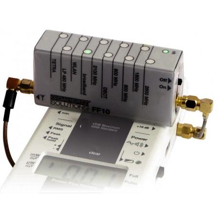 Filtro de frecuencias FF10