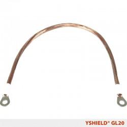 Cable conexion tierra GL20 / 20 cm