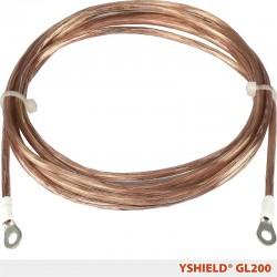 Cable conexion tierra GL200 / 200 cm
