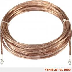 Cable conexion tierra GL1000 / 10 m